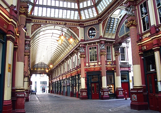 La City - marché Leadenhall