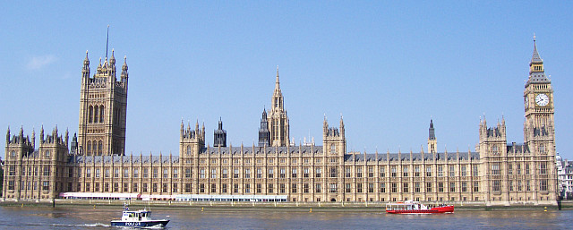 Houses of parliament (Westminster palace) - picture 1/3