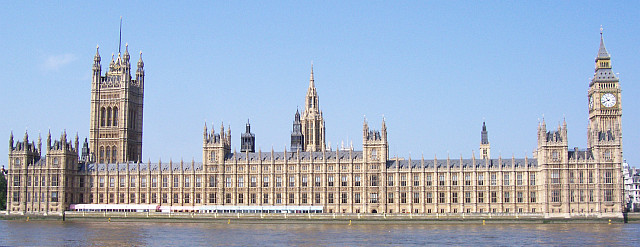Houses of parliament (Westminster palace) - picture 2/3