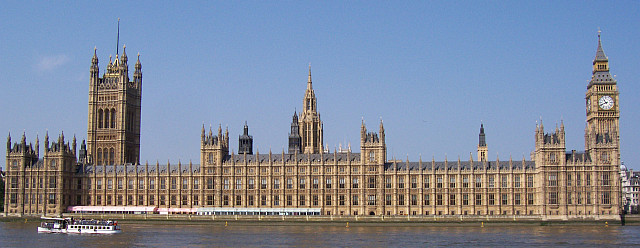 Houses of parliament (Westminster palace) - picture 3/3