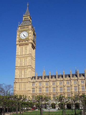 "Parlement de Westminster - ""Big Ben"""