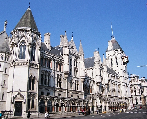 Inns Court - Courthouse