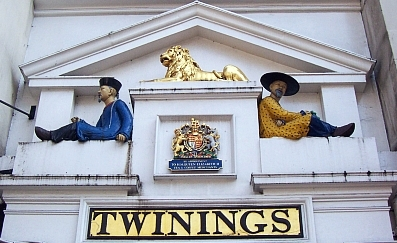 Holborn district - Twinings