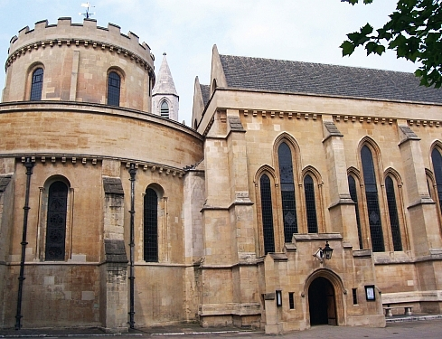 Temple church (London)
