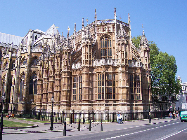Westminster abbey - Apse