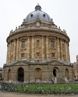 Oxford - Redcliff camera library