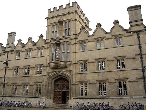 Oxford - University college