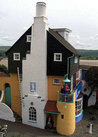 Portmeirion - Toll house