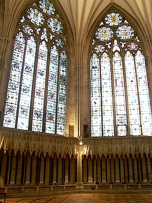 York Cathedral - Chapter House