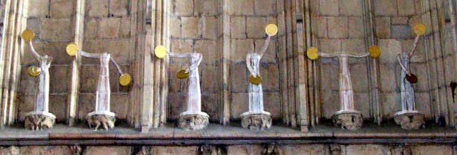 York Cathedral - Statues