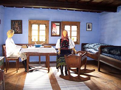 maison en bois slovaque