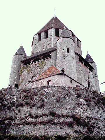 Provins - Caesar's tower