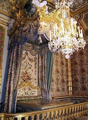 Versailles castle - Queen's room