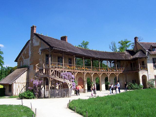 Photo versailles maison de la reine - La maison de tuina ...