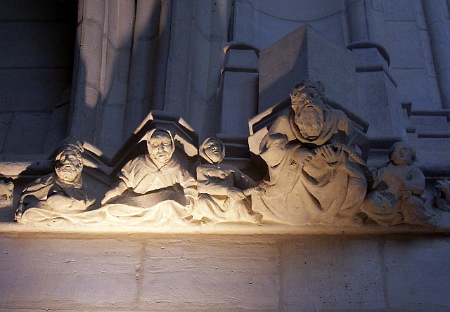 Sainte Chapelle - Sculpture 3/5