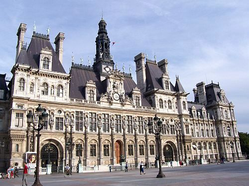 Chatelet - Town hall