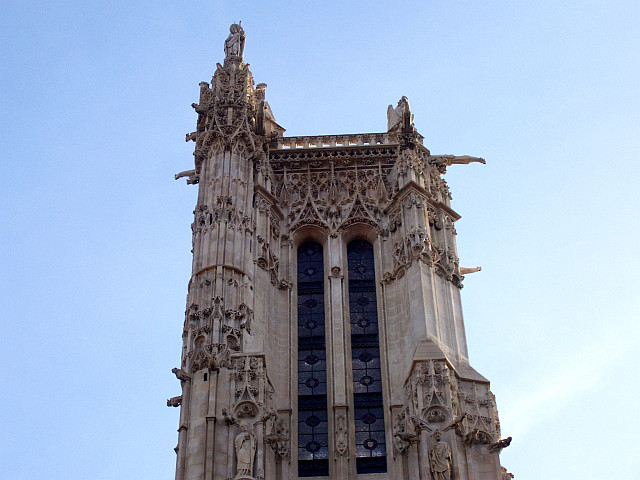 Chatelet - Top of St.James tower