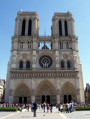 Notre-Dame de Paris (Our Lady of Paris)