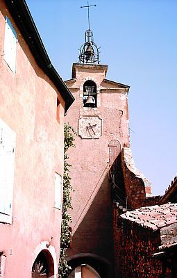 Roussillon - Clocher