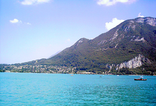 Lake of Annecy