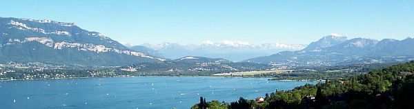 Lake of Bourget