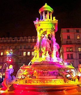 Fontaine de la place des Jacobins