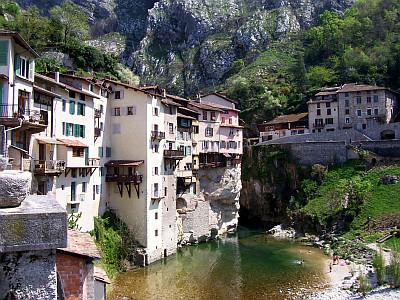Vercors pont en royans choranche caves and the proteus bourne gorges - Office du tourisme pont en royans ...