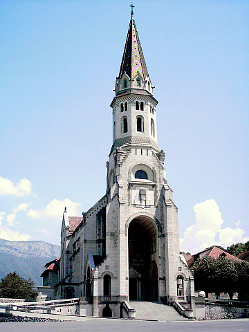 Annecy - Basilica of the Visitation