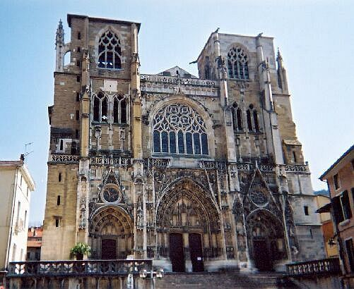 Vienne - St. Maurice's cathedral