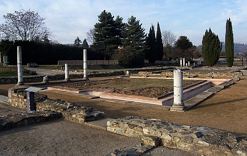 Vienne - Archaeological Site of Saint-Romain-En-Gal