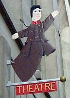 Old Lyon - Sign of Guignol theatre