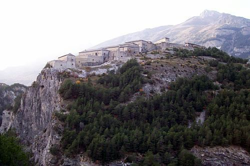 Vanoise - Forts of Esseillon