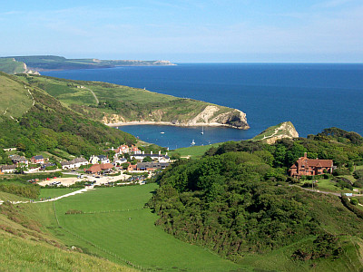 Isle of Purbeck (England, Dorset coast)